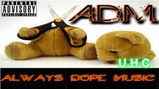 Sample Beats By A.D.M. (Always Dope Music) 2011