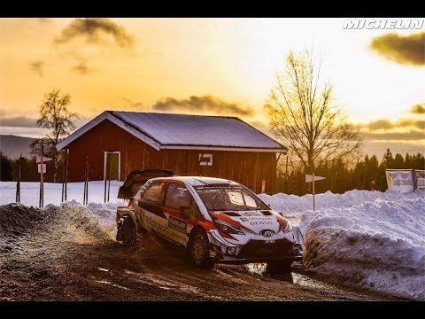 Highlights - 2019 WRC Rally Sweden - Michelin Motorsport