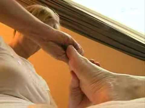 Hogyan kenheti be a lábát visszérrel