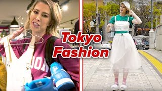 Couple Styles Each Other In Tokyo For Under $90