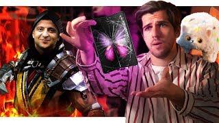 Короткая жизнь складного Galaxy Fold // Украина против Mortal Kombat 11