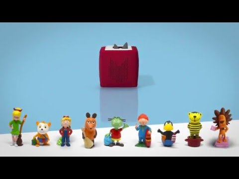 tonies® - so funktioniert das digitale Audiosystem fürs Kinderzimmer