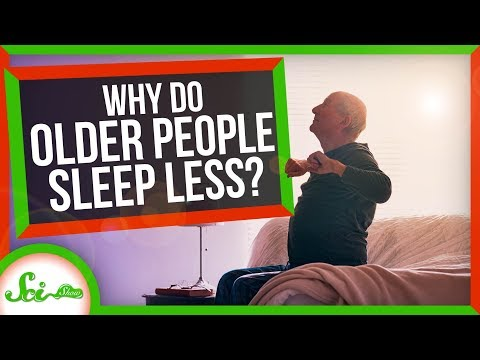 The Strange Unexpected Reasons Why Seniors Wake Up Earlier