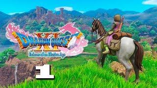 EL ELEGIDO - Dragon Quest XI - Directo 1