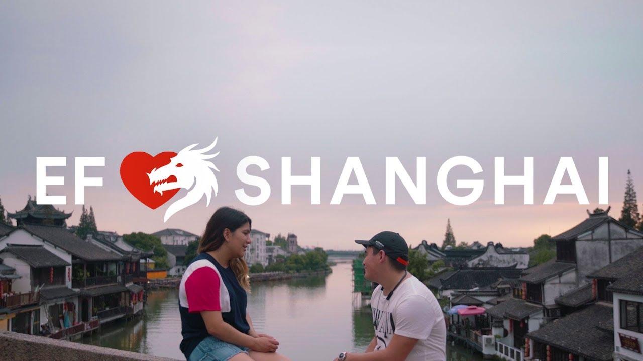 EF ❤ Shanghai