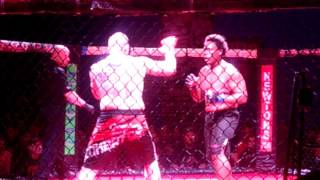 Walkout FC 5: Osha Johnson Vs Gabe Sayeg - MMA FIGHT VIDEO