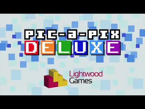 Pic-a-Pix Deluxe for Nintendo Switch: co-op color picross gameplay footage thumbnail