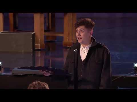 Ben Hart's MIND BLOWING Victorian magic leaves Judges speechless   Auditions   BGT 2019 (видео)