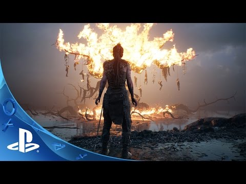 Hellblade: Senua's Sacrifice - The Senua Trailer | PS4