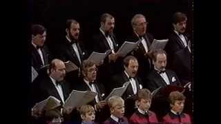 LEONARD BERNSTEIN - Chichester Psalms // CONDUCT -  L.Bernstein
