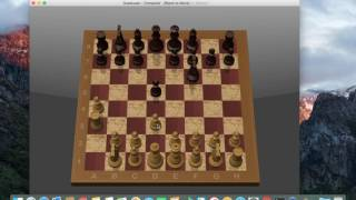 How to play chess on Mac????