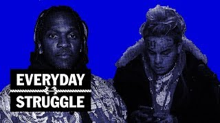 Everyday Struggle - Pusha T Disses Drake, Tekashi Squashes Beef, Will Smith Back With Bars