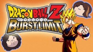 Dragon Ball Z: Burst Limit - Game Grumps VS | Kholo.pk