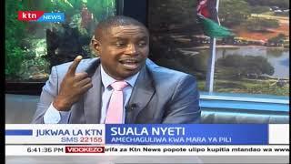 Mipango ya Mbunge Mawathe wa eneo Bunge la Embakasi Kusini | JUKWAA LA KTN
