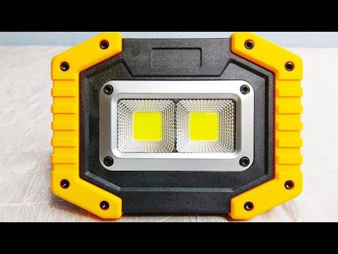 Foxanon светодиодный портативный точечный светильник / Foxanon LED Portable Spot Light