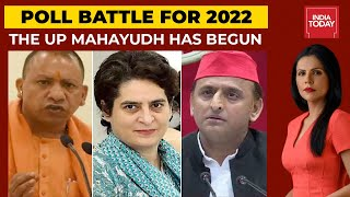 Uttar Pradesh Poll Bulge Sounded   BJP, Samajwadi Party And Congress In Full Power   To The Point