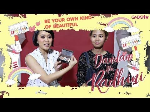 Radhini Dandanin GADIS Crew Sesuai Rutinitas Makeup-nya
