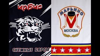 (2005) РОЛИК СНЕЖНЫЕ БАРСЫ-МАРЬИНО СЧЁТ 2-3(ОТ)(10.03.2018)