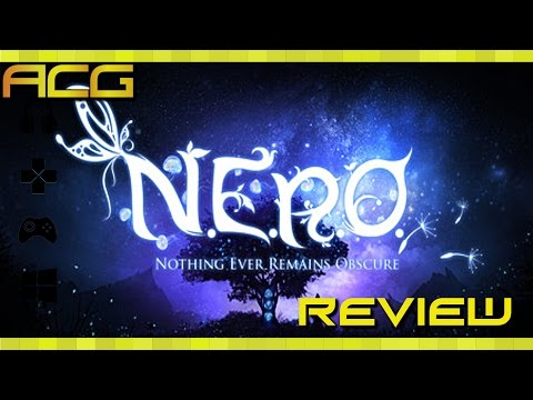 N.E.R.O.: Nothing Ever Remains Obscure Review - YouTube video thumbnail