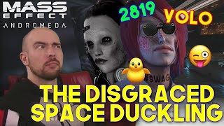 DISGRACED SPACE DUCKLING'S AWKWARD EXISTENCE (VGA Highlight - The Other Mass Effect...)