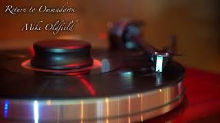 Return To Ommadawn Vinyl Side 1