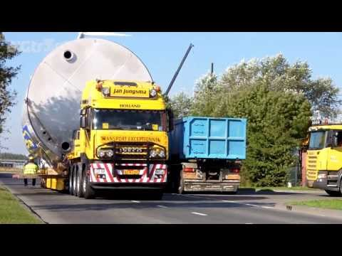 Video bij: De Iveco's van Jan & Zn