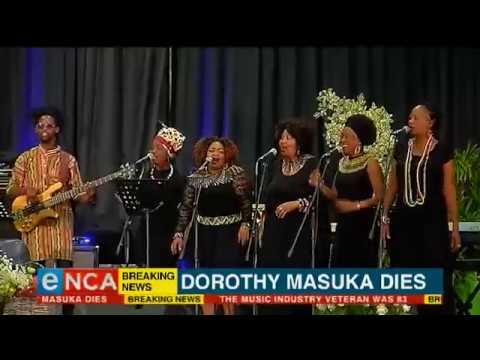 Dorothy Masuka performance