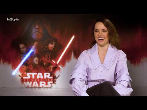 Is Star Wars' Daisy Ridley A Real Life Jedi? YES!