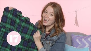 How to Wear A Flannel Shirt | Style Lab