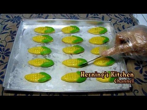Video Resep Cara Membuat Kue Kering Nastar Jagung Spesial Lebaran
