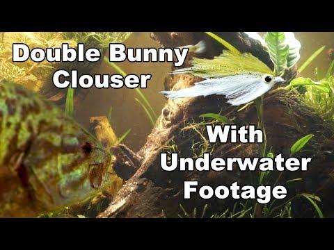 Double Bunny Clouser Minnow
