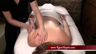 Back Massage Techniques - 12