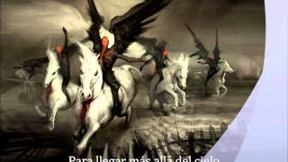 Scorpions - We were born to fly Subtitulado