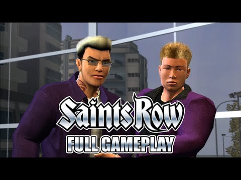 Saints Row [FULL GAMEPLAY]