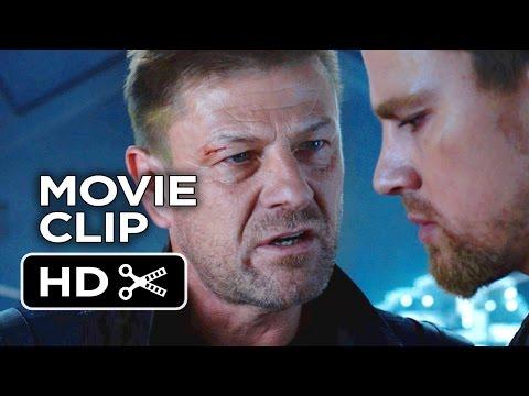 Jupiter Ascending Movie CLIP - Get Down There (2015) - Channing Tatum, Sean Bean Movie HD