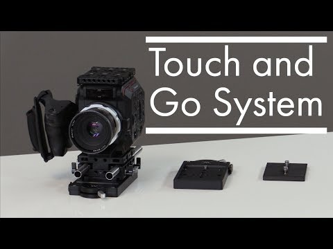 Touch and Go System Overview
