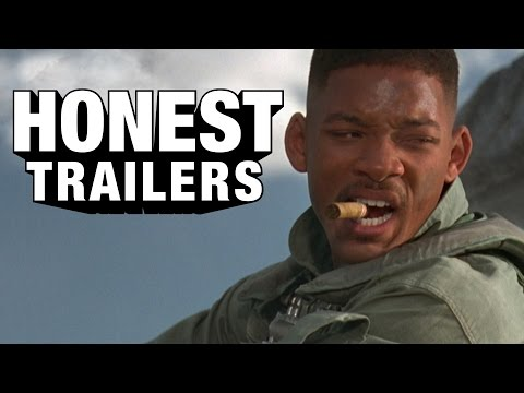 Independence Day Gets The Honest Trailer Treatment