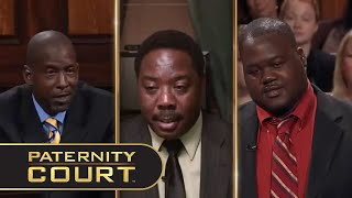 Woman Tests 3 Men, Potential Grandma Feels There's Many More (Full Episode) | Paternity Court