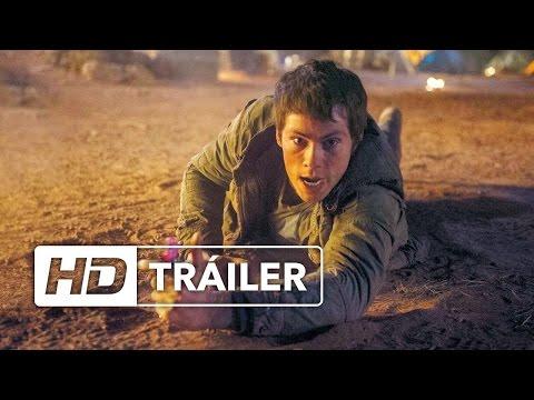 Trailer El corredor del laberinto: Las pruebas