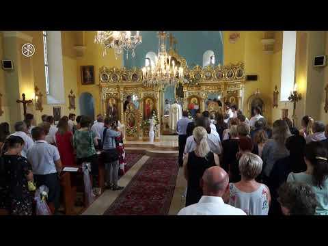Primičná sv. liturgia - Kaluža