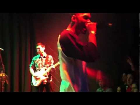Day of Champions - Third Song @ Porters Pub 11/12/2011