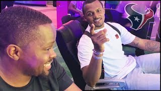 Dion Plays Madden Against Deshaun Watson! - Daily Dose 2.5 (Ep.56)