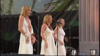 Atomic Kitten - Dancing in the street - Live Party at the Palace DVD. HQ mp4