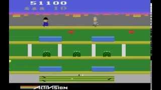 Atari 2600 Longplay [006] Keystone Kapers