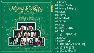 [Full Album] TWICE – Merry & Happy (Repackage Album)