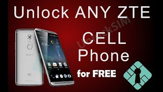 Unlock ZTE Boost Mobile phone for free
