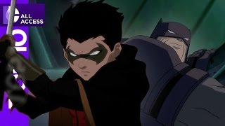 Top 10 DC Animated Moments  Part 2