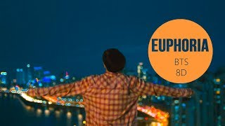 Gambar cover BTS JUNGKOOK - EUPHORIA [8D USE HEADPHONES] 🎧