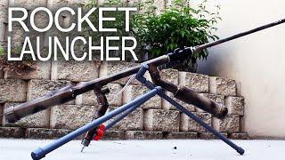 Powerful Handheld Rocket Rifle AK47 Style
