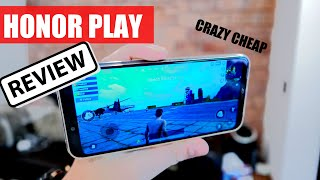 Huawei Honor Play Full Review - Crazy Pricing